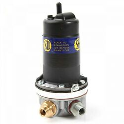 New Genuine Su Fuel Pump Mg Tf Mga Mgb 1963-64 Solid State Negative Ground Only