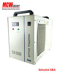 Sanda Genuine Cw-5000 Water Chiller Cnc Spindle Welding Solid-state Laser Tube 1p