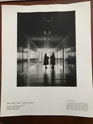 1959 Kodak National Photo Contest For High School Students- End Of The Day