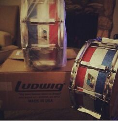 Ludwig Spirit Of 76 14x6.5 Snare Drum 1 Of 100