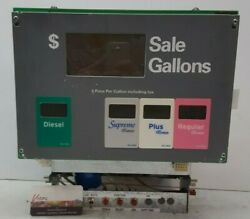 Used Wayne 883662 - Gas Pump Assembly Replacement Kit W/ Display Dresser