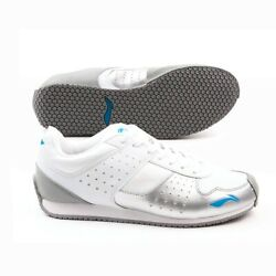 Unisex Li Ning Foil Epee Sabre Fencing Shoes Sneakers Light + Anti Slipping Sole