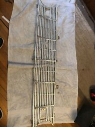 1960 60 Ford Falcon Grille Good Used Original All Tabs Are Good