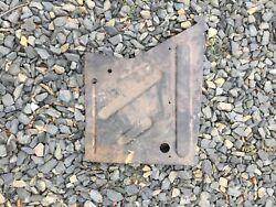 Nos 1965-1966 Ford Mustang And Shelby Gt350 Left Front Inner Fender Panel