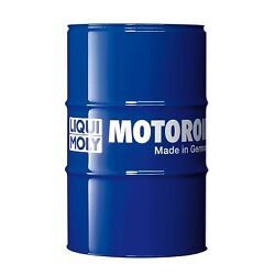 Liqui Moly - 2724 - Street Synthetic 4t Engine Oil Container Size 15.9 Us Gal.