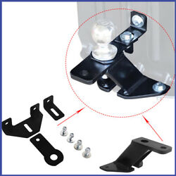 Universal Lawn Trailer Rear Hitch Support Brace Kit Garden Tractor Tow Receiver