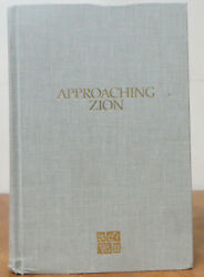 Approaching Zion Collected Works Of Hugh Nibley Vol. 9 - Hb1