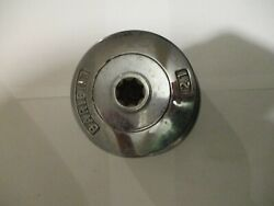 Barient Sailboat Winch 21c Chrome Top New Old Stock