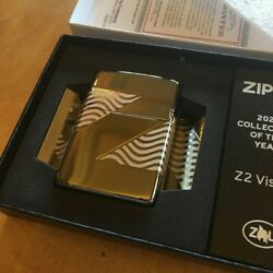 Zippo 49194 Z2 Vision New Logo 2020 Coy Collectible Of The Year Lighter