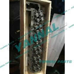 New Hino J08c Cylinder Head Complete With Springs And Valves