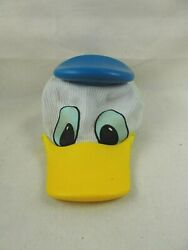 Vintage Donald Duck Hat Great Old Disney Collectible One Size Fits All