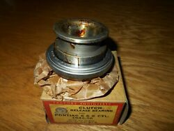 Nos Clutch Release Bearing 1946-1956 Pontiac 1964-1965 Olds F85 1962-66 Willys