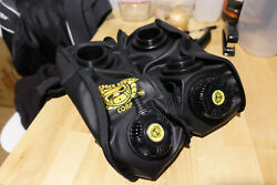 Top Of Shoulder Counterlungs For Megalodon Rebreather