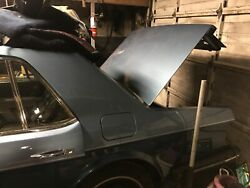 Rolls Royce Silver Spirit - Used Parts Trunk Lid Engine Interior Glass