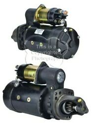 Reman Delco 37mt 24v 10t Cw Starter - Built By An Independent Usa Rebuilder