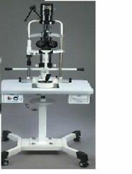 Slit Lamp Step 2 Bio Microscope With Table Manual
