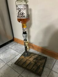 Jack And Coke / Liquor Dispenser New With Reclaimed Wood
