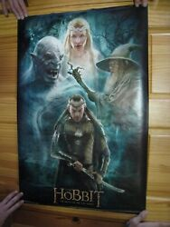 The Hobbit The Battle Of The Five Armies Poster Movie