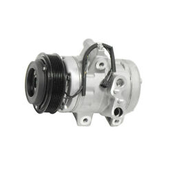 A/c Compressor W/clutch For Ford Focus And Transit Connect 1010373 8s4z19703ba