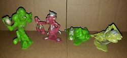 Marx Nutty Mad Lot Of 4 / All Heart, Manny The Mariner, Ect. Vintage Figures