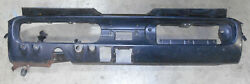1964 1/2 1965 Mustang Fastback Coupe Convertible Shelby Orig Interior Dash Frame