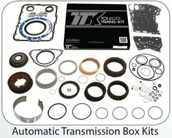 Spca Mpca 06-up Transmission Kit + Frictions +steels