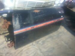 1958 Chevrolet Impala Convertible And Hardtop Door Used Oem Drivers Side