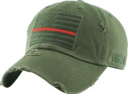 Kbethos Tactical Operator Hat Special Forces USA Flag Army Military Patch Cap