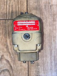 Lycoming Continental Aircraft Magneto S6rn-205 10-163060-1 New Old Stock