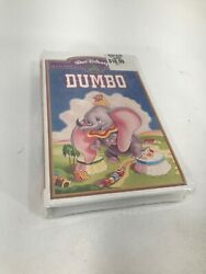 Dumbo Vhs 024 Masterpiece Collection Sealed