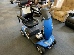 Rascal Vecta Sport Mobility Scooter - 4/8mph Free Delivery And Insurance