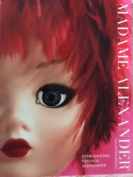 New 2006 Madame Alexander Full Doll Line Copy Catalog Book With Doll Prices