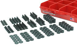 170 Pcs Black Chicago Screw Post And Spacers Washers Kit Kydex Gun Holsters Sheath