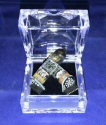 Sonotone Joz-6111 Lot Of 2 Vacuum Tubes Made In Usa With Box Limited Edition