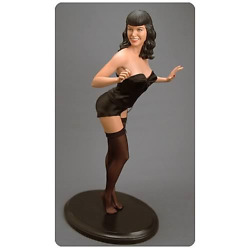 Bettie Page Queen Of Pinups 14 Statue Executive Replicas Only 500 Made New Hot