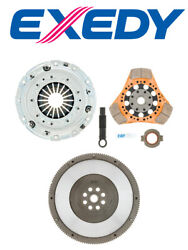 Exedy Stage 2 Clutch Kit+xlite Flywheel Fits16-19 Civic 1.5t 17-19 Civic Si 1.5t