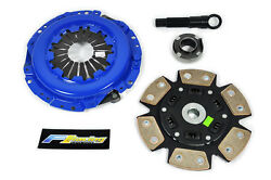 Fx Stage 3 Clutch Kit For 1986-1989 Honda Accord 1985-1987 Prelude Si 2.0l