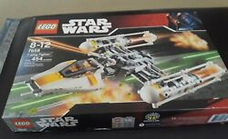 Lego 7658 Star Wars Y-wing Fighter. Used, Complete W/instructions And Box