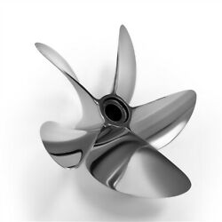 Drag 5 Semi Cleaver Propeller By Hill Marine 14 1/2 X 32 Ppd5d32