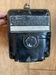 Aircraft Lycoming Continental Magneto Bendix S6rn-20 10-51360-4 New Old Stock