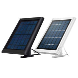 Ring Solar Panel Compatible With Spotlight Cam Battery And Stick Up Cam Battery