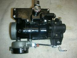 Corvair 63 Turbo Yh Carb New Shaft All New Chrome Fully Rebuilt New Nands