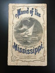 Charles Wesley Alexander / Maud Of The Mississippi Companion To Pauline 1st 1864