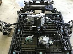 18192020 Zl1 Chevy Camaro Rear End And Sub Frame