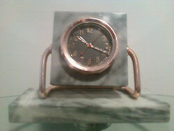 Rare Vintage Russian Military Clock ЧЧЗ ГОСТ 3309-58 Made In Ussr