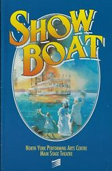 Elaine Stritch Show Boat Kern And Hammerstein 1993 Toronto Tryout Playbill