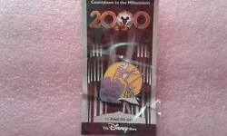 Disney Ds Countdown To The Millennium 72 Nightmare Before Christmas 1993 Pin