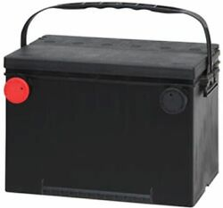 Replacement Battery For Cadillac Fleetwood V8 4.1l 550cca Year 1975