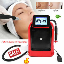 Lcd Tattoo Removal Machine Acne Dark Spot Removal Skin Whitening Instrument Bs