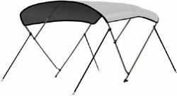 Leader Accessories 13 Colors 3 Bow Bimini Top Boat Cover 4 Straps For Front And